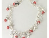 Angel's Bead Expressions - Bracelet - Charm Bracelet 'Faith III'
