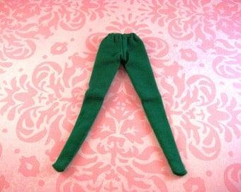 Blythe - Plain Green Tights - BLEG-020