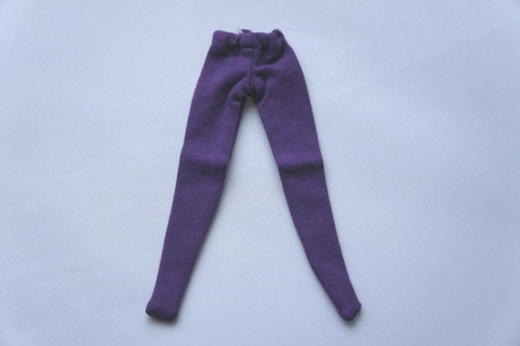 Blythe - Plain Purple Tights - BLEG-029