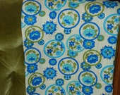 Reserved for Aurora Garden Delight - Fabulous Vintage Fabric