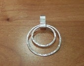 CLEARANCE - Sterling Silver Cycloid Pendent