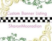Custom Banner for SharonMooradian