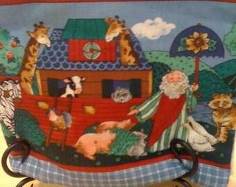 Noahs Ark Fabric book