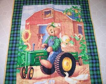 Teddy bear John Deere