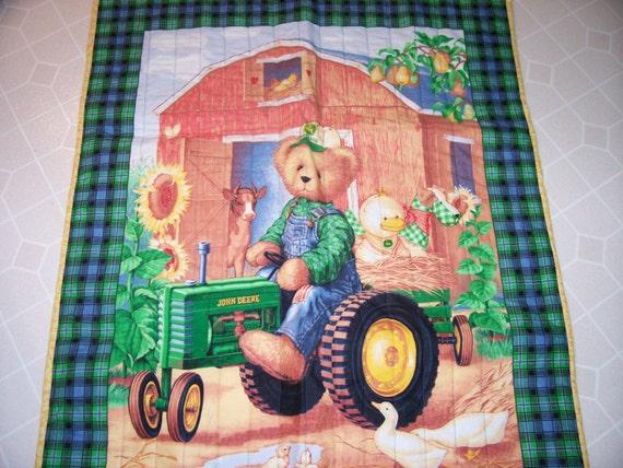 John Deere Teddy Bears : Teddy bear john deere