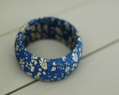RESERVED Liberty of London bangle : blue