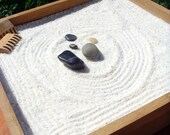 INNER PEACE bamboo zen garden GREAT GIFT FOR XMAS