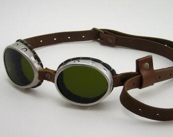 Steampunk Goggles Sunglasses LARP Victorian Cosplay