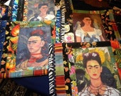 Frida Kahlo Designer placemats Set of 4