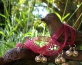 RESERVE--jingle wrap bracelet