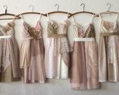 Final Payment for Jacqueline Petosa's Custom Bridesmaids Dresses