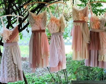 Custom Bridesmaids Dresses