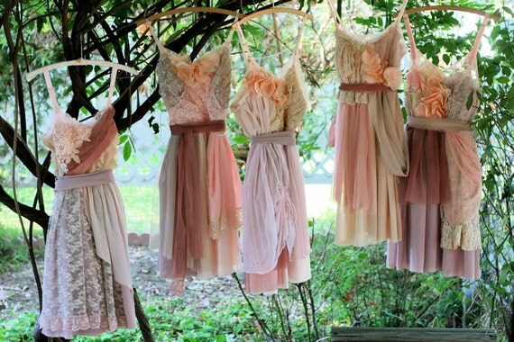 Deposit for Amanda Waldman's Custom Bridesmaids Desses