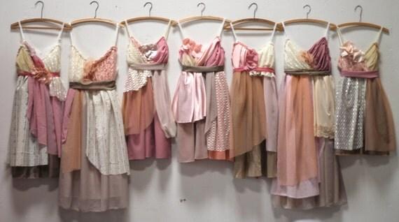 Final Payment for Dawn's Custom Bridesmaids Dresses