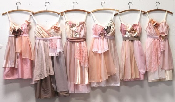 Individual Final Payments for Amber Patterson's Custom Bridesmaids Dresses