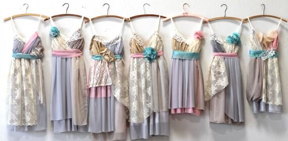 Final Payment for Kristen's Custom Bridesmaids Dresses