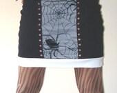Black Widow Skirt- Large
