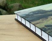 Coptic Bound Blank Journal - Highland Scenes