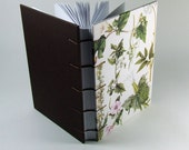 Coptic Bound Blank Journal, Diary, Notebook - Bishop's Weed