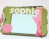 Personalized Baby\/Little Girl Mini Album