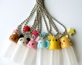 My Little Secret - Animal Capsule Necklace