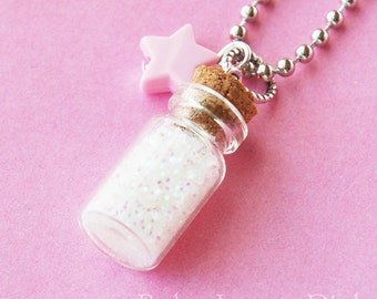 Magical Pixie Dust Necklace  (R1F3)