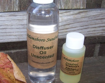 4 oz Diffuser Oil