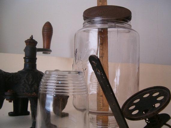 Arcade Crystal no.3 Coffee Grinder
