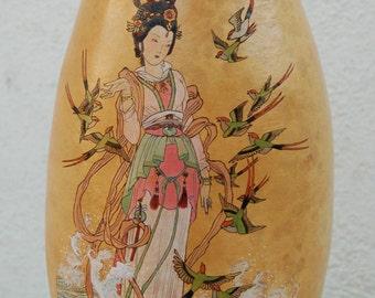 30% OFF  Chinese Goddess Gourd 1