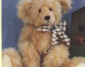 Bert Teddy Bear Pattern