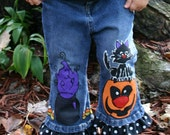 Custom Banana Trick-or-Treat Bag for OnceUponABaby PIF