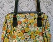 vintage cat purse