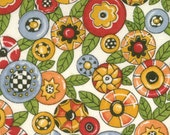 Mary Engelbreit's Attitude Girls Diva Flowers White Red Black Last pieces