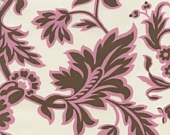 Cotton Quilting Fabric | Amy Butler fabric | Charm Pink Parrot Tulip