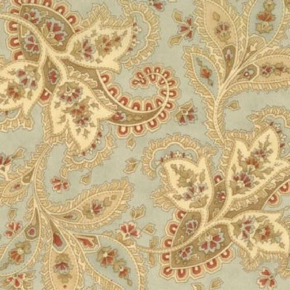 Luna Notte fabric Motivo Acqua Paisley by 3 Sisters for Moda 4032 17