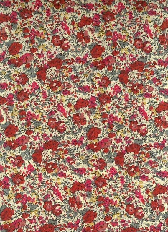 Liberty of London Tana Lawn Fabric ClaireAude 6x27  fabric liberty