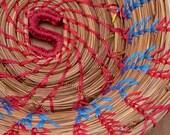 SALE Basket pine needles Spring Basket
