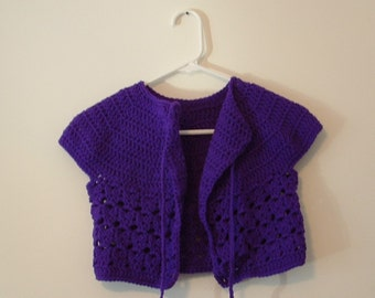 Girl's Spring Sweater