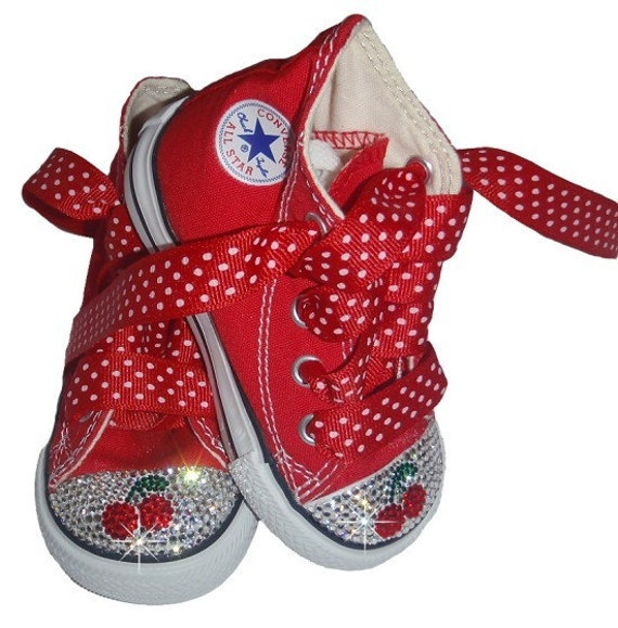 Converse Fille Strass