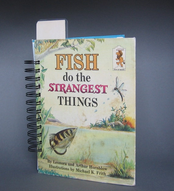 Day Planner - Fish Do the Strangest Things