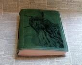 watchful hawk blank journal