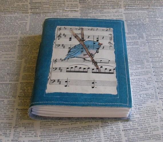 birdie birdie sing to me journal