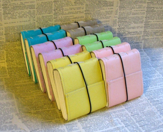 12 blank little pocket journals bulk set by bluetoad journals of tremundo