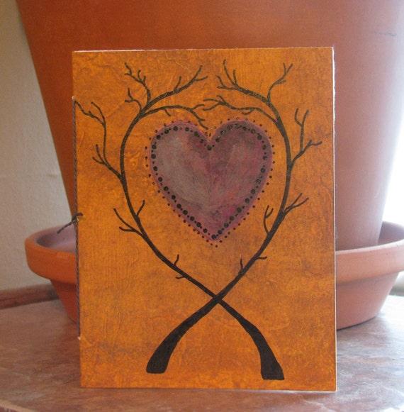 tree heart journal