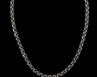 Leaf Chain, Engraved Collection        2601S