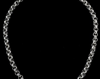 Neptune Chain, B. C. Silver Collection   6603S
