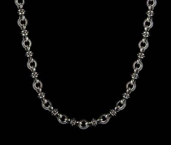 Sundial Chain, B.C. Silver Collection 6602S