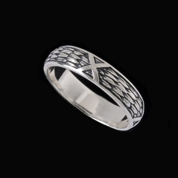 Harvest Ring Band, Engraved Collection   2510S