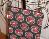 USMC Cross Body Purse or IPAD Case, made by approved USMC Hobbyist, License 11651