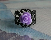Lilac Dream Ring